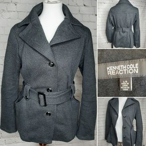 Kenneth Cole Reaction women's coat size L